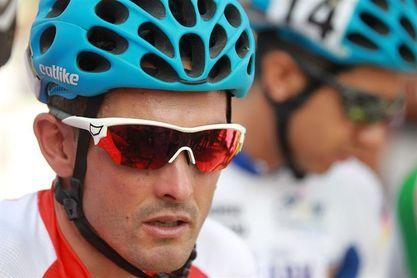 El colombo-español Óscar Sevilla gana la primera etapa de la Vuelta a Ecuador