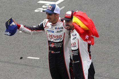 Buemi: Espero que Alonso siga en el equipo la próxima temporada