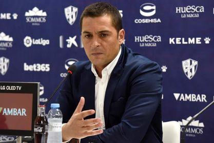 Francisco: La plantilla del Huesca era buena en Segunda y lo será en Primera