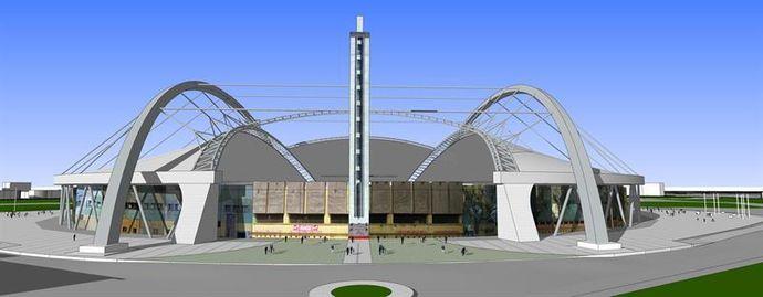 Arquitectos uruguayos proponen un remozado Centenario con mira al Mundial 2030