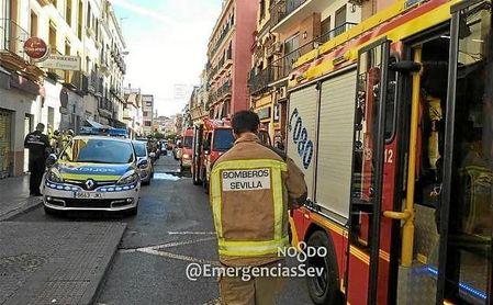 Hallada muerta una pareja de turistas franceses con signos de asfixia en un hotel de Sevilla