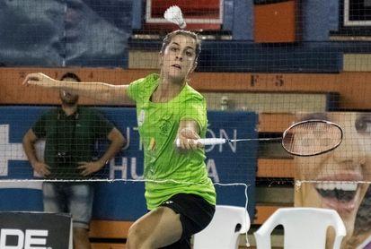 Carolina Marín, eliminada en primera ronda