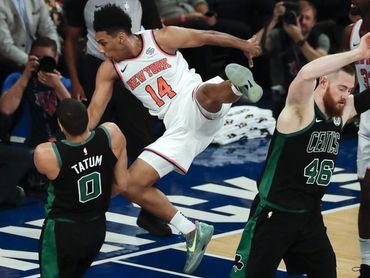 101-103. Tatum aporta un doble-doble en victoria de Celtics