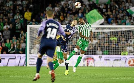 En directo, Betis-Valladolid