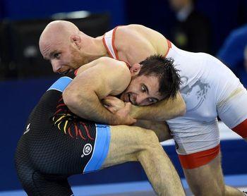 Friev logra la primera medalla masculina para España en unos Mundiales