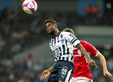 Monterrey vence al Toluca con un gol del novato Daniel Lajud