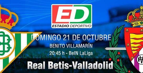 Real Betis-Valladolid: LaLiga está alterada, quién la desalterará