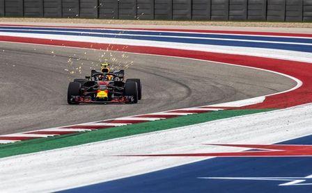 Verstappen pierde cinco plazas en la parrilla por cambio caja de cambios