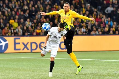 1-1. Valencia no pasa del empate en Berna y complica su situación Champions