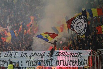 Un partido a puerta cerrada para Rumanía por racismo de sus aficionados