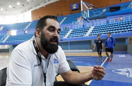 "Ramón Díaz: ""Para ser entrenador hay que saber algo más que baloncesto"""