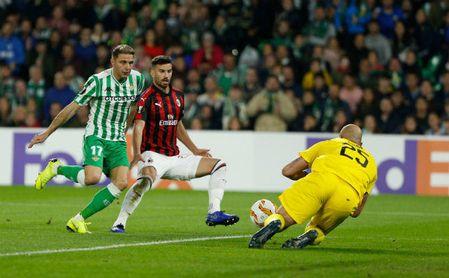Así hemos vivido el Betis 1-1 Milan
