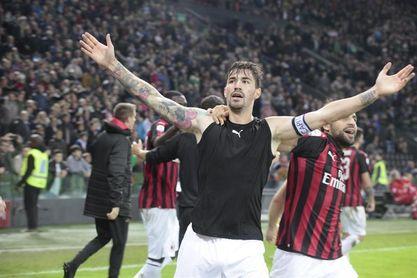 Milan en San Siro, primera visita de alto voltaje para el Juventus en Serie A