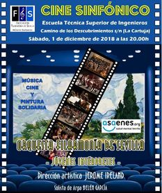 Nueva edición solidaria de la Orquesta Filarmonía de Sevilla