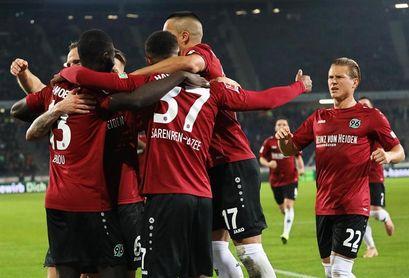 El Hannover se reencuentra con el triunfo y sale del descenso