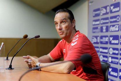 Oltra: No me preocupa mejorar futbolísticamente, sino la manera de competir