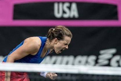 Strycova y Siniakova acercan a República Checa a su undécimo título