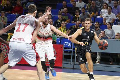 El Tecnyconta Zaragoza espera ganar a un rival directo por la permanencia