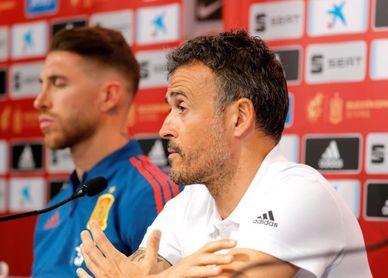 """Luis Enrique: """"Es nuestro primer partido al todo o nada"""""""