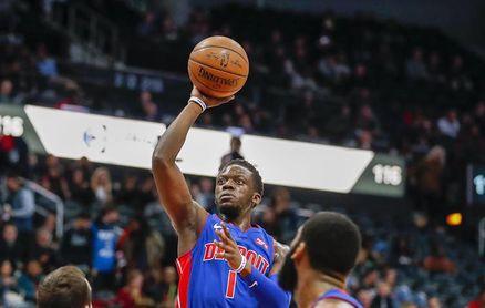 104-106. Griffin y los Pistons sorprenden a los Raptors