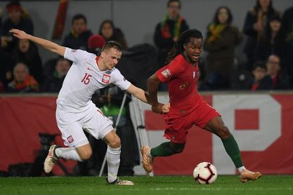 1-1. Portugal y Polonia empatan sin Ronaldo y Lewandowski