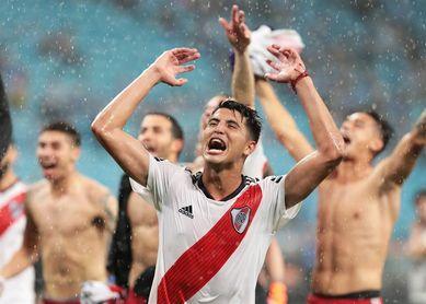 River se encomienda a él para llevarse la Libertadores.