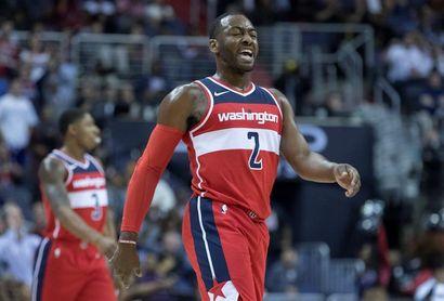 135-131. Los 54 puntos de Harden no sirven para que los Rockets le ganen a los Wizards