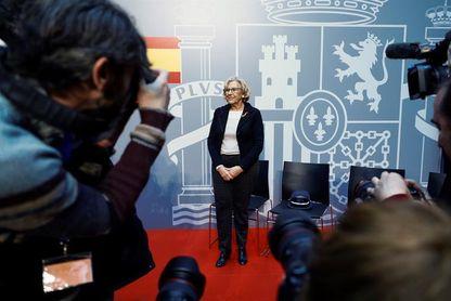 """La alcaldesa de Madrid confía en que no haya """"el más mínimo acto de violencia"""""""
