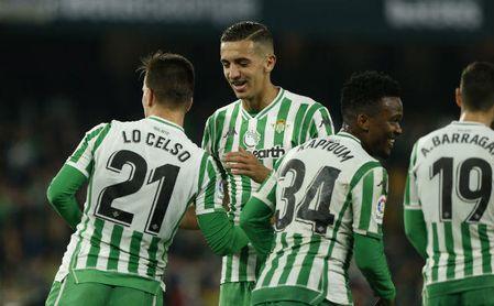 Betis 4-0 Racing: Con Lo Celso todo parece más fácil