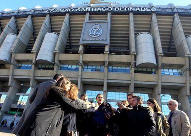 El dispositivo del Samur para Libertadores duplica el de un alto riesgo usual