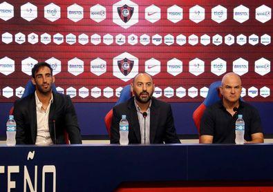 El exgoleador argentino Roberto Nanni es nuevo gerente deportivo de Cerro Porteño