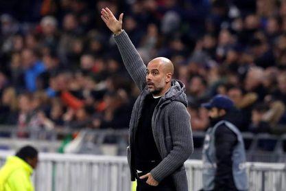Guardiola confirma que visitarán al Chelsea sin Agüero y De Bruyne.