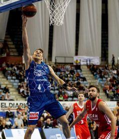 67-81. UCAM Murcia hunde al colista con un triunfo convincente