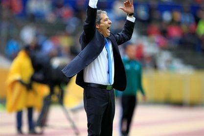 El colombiano Carlos Restrepo es el nuevo entrenador del Real España de Honduras