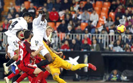El Sevilla vuelve con la sensación de haber perdido dos puntos.