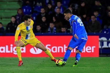 Mario Hermoso es baja para el derbi por lesión