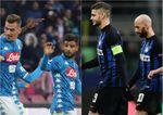 Nápoles e Inter, los cocos a evitar