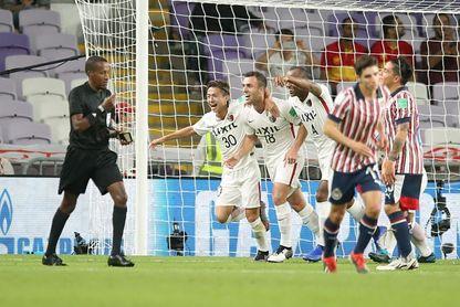 3-2. El Kashima remonta al Guadalajara y se reencontrará con el Real ... 5f34972e3d752