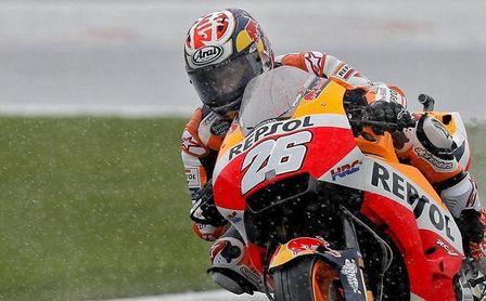 Una curva del Circuito de Jerez llevará el nombre de Dani Pedrosa