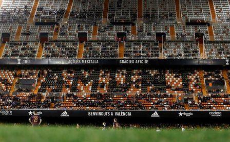 Mestalla acogerá el España-Noruega del 23 de marzo