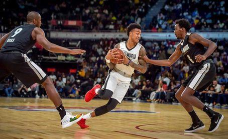118-110. Collins y Hawks superan a Wizards en duelo de equipos perdedores