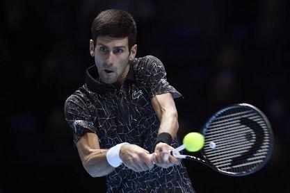 Novak Djokovic, deportista europeo de 2018 para las agencias