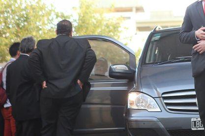"""Maradona tras el alta médica: """"No pasó nada, todos me desearon lo mejor"""""""