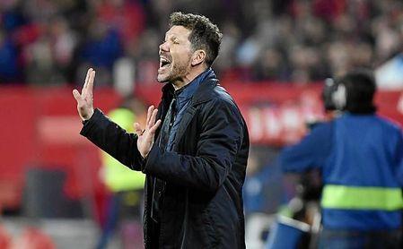 Sevilla y Atlético de Madrid jugaron para el Barcelona