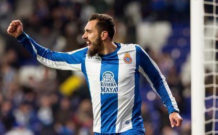 Borja Iglesias, el mejor ´regalo´ para el Espanyol