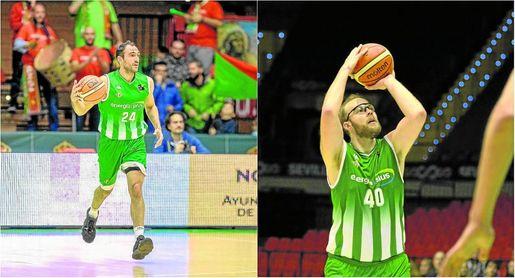 Dani Rodríguez y Matt Stainbrook ya saben lo que supone ganar la Copa Princesa.