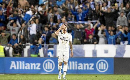Real Madrid pierde a Toni Kroos