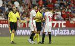 González Fuertes en el Athletic-Sevilla, Hernández Hernández en el Betis-Madrid