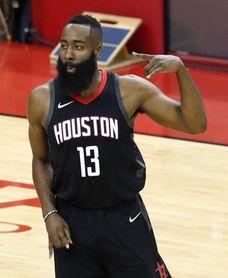 125-113. Harden y Capela deciden a favor de Rockets el duelo de lideres