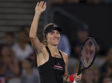 Las favoritas Kerber, Stephens y Kvitova acceden a la segunda ronda